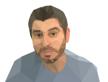 Low Poly H3H3 Productions (Ethan Klein) by nejcr26