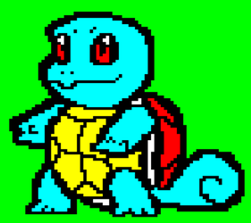 Squirtle by horsenburger