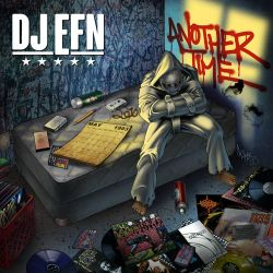 DJ EFN - Another Time LP cover art by SKAM2