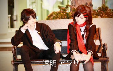 Kagerou Project : Toumei Answer03 [+ Cosplay PV] by azukajung