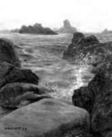 Rocky Inlet by mbeckett