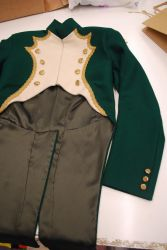 Napoleonic Inspired Jacket v2 by SnowiusOwlus
