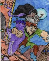 Hunchback of Notre Dame by Amichan10
