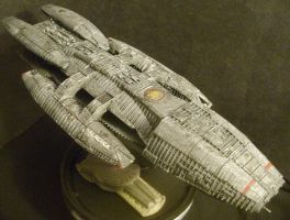 BSG-75 Galactica-Beauty-Update by Roguewing