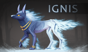 [CLOSED] Adopt Auction - IGNIS by Terriniss