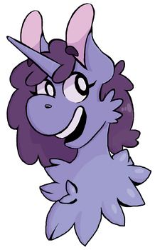 Bust Pony by Time-Lime