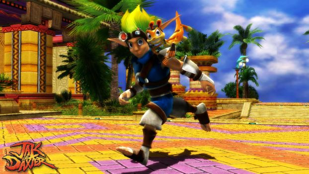 (MMD Model) Jak and Daxter Download by SAB64