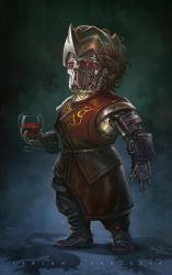 Tyrion redesign - Game of Thrones by danyiart