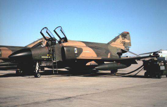 F-4D in 'Wraparound' No. 2 by F16CrewChief