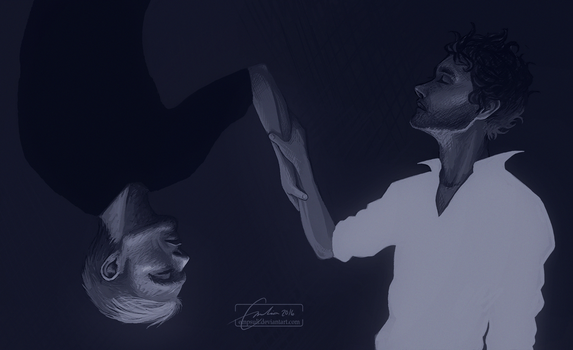 a deadly game (Hannibal s3 spoilers) by empsuli