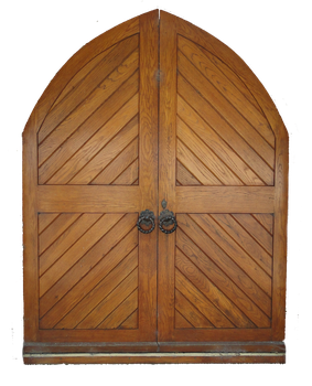 Church Doors by maeame21