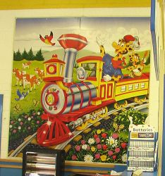 Toys 'R' Us Mural @ Basingstoke by CCB-18