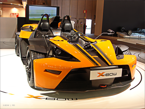 KTM X-BOW by roma1dub