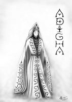 Adigha Psase by adighaguare by Circassians