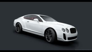 Bentley Supersport by Saleri