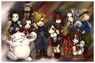 FF7 Signature by sincerelypat