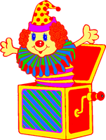 Jack In The Box Png Clipart by clipartcotttage