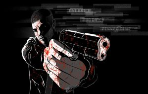 Frank Castle - One Batch Two Batch. Penny and Dime by LPSoulX