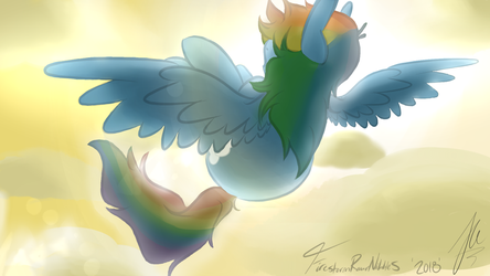 Colors Of The Wind by FirestormRawrNibbleS