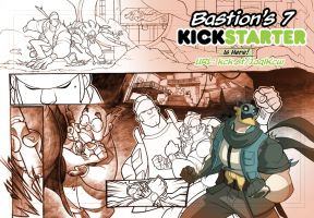 Bastion's 7 Kickstarter in the final stretch by cheeks-74