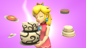 [SFM] Princesses of the cakes by ZeFrenchM
