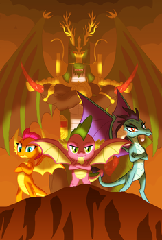 Don't Mess with the Dragons! by Crisostomo-Ibarra