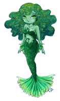 Mermaid Adoptable :Adopted: by MaGeXP