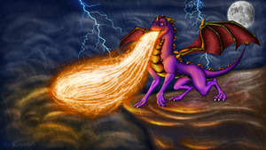 FireStorm by Krovash