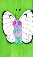 012. Butterfree by DavisJes