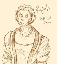 Rajah by chacckco