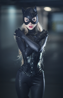 Catwoman by absentia-veil