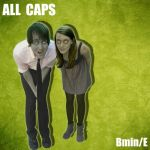 ALL CAPS Cover by paranku-mingyuan
