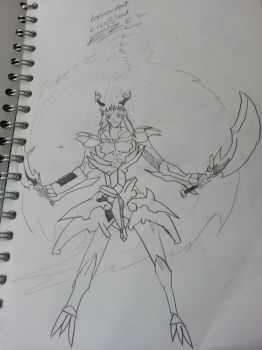 blond ezel drawing! by palalapunch