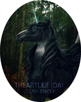 Less Traveled [Commission] by TheArtlex