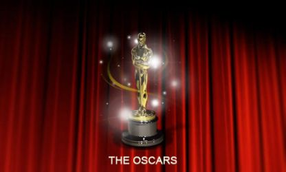THE-OSCARS by harwenzhang