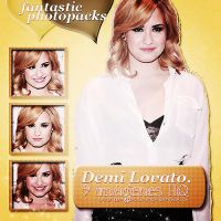 +Demi Lovato 70 by FantasticPhotopacks
