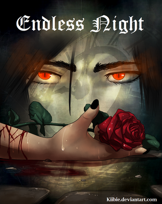 Endless Night cover page by Kiibie