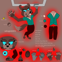 Bronzano ref (DONT USE IT) by Salvagio2001