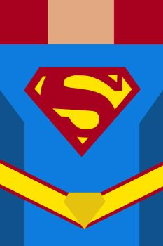 Smallville Superman iPhone Wallpaper by karate1990