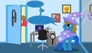 The Great and Powerful Cerulean by TheLastGherkin