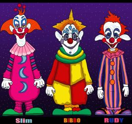 Killer Klowns from Outer Space II by Lordwormm