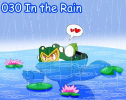 030 - In the Rain by Kamira-Exe