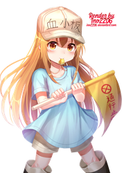 Render #61 - Platelet by Ino2206