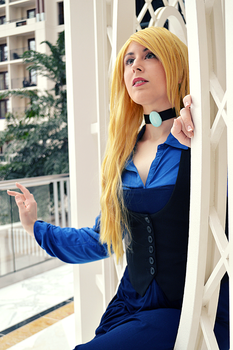 A Wild Princess (Rosella, King's Quest VII) by FlockofFlamingos