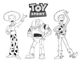 toy story by whoslepe