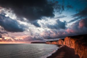 Seven Sisters III by cardinal