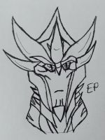 TFP - Predaking  by GhostFreak-Artz