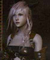 Lightning - Black Miqote by Vorosh-CR