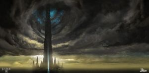 Fable II  Evil Tower by JJasso