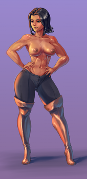 A realm reborn character by cutesexyrobutts